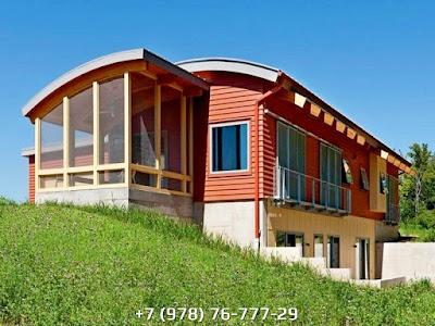 Дом из ЛСТК цена