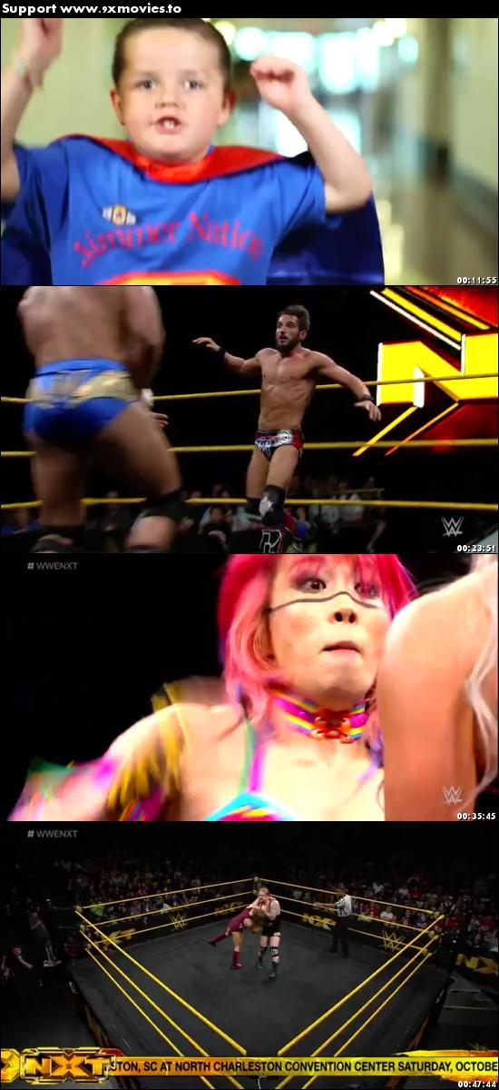 WWE NXT 13 September 2017 WEBRip 480p 200mb