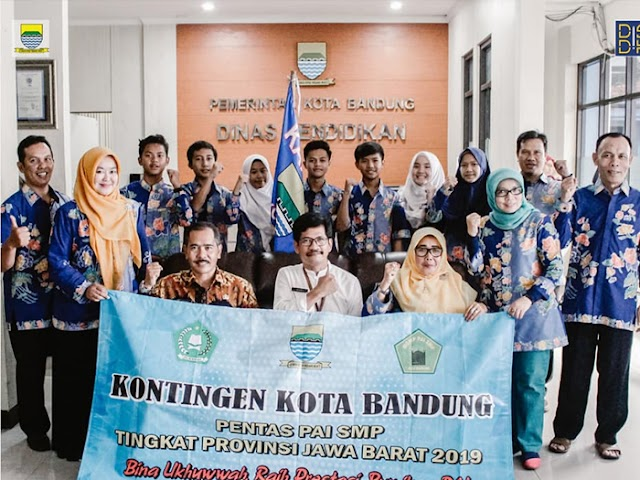 Inilah Peserta Lomba PAI SMP Se-Jawa Barat dari Kota Bandung