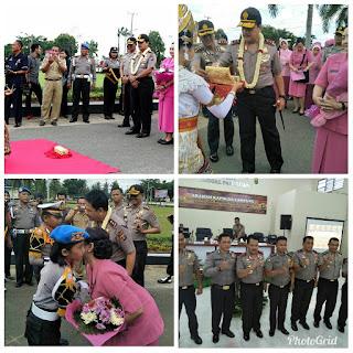 Kapolda Lampung Kunjungan kerja ke Mapolres Lampung Timur