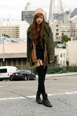 Fotos de Outfits de moda para invierno