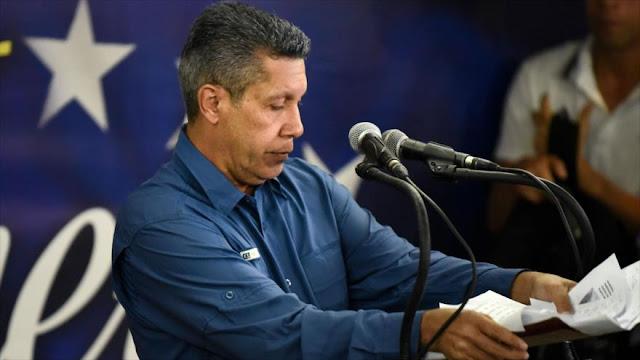 Máxima corte rechaza impugnación de Falcón a reelección de Maduro