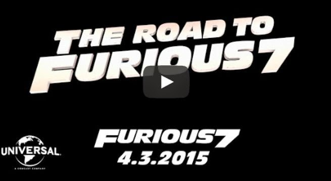 The Road To Furious 7 Launch Trailer Released