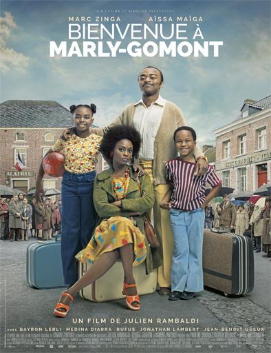 ver El médico africano (Bienvenue à Marly-Gomont) (2016) Online