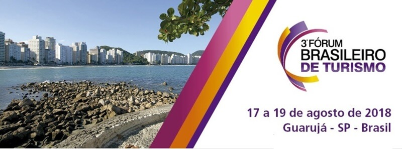 Transamérica é a rádio oficial do 3º Fórum Brasileiro de Turismo
