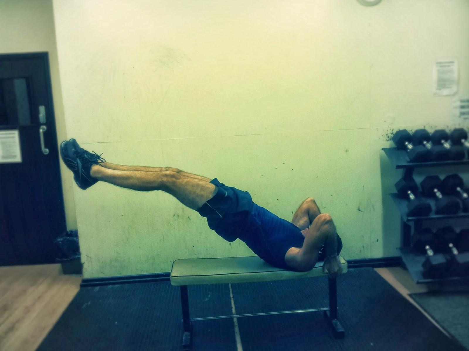 Start Bodyweight Training: Dragon Flags