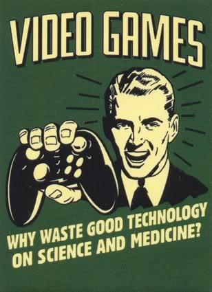 Retro Gamer Video Games Funny Gaming Joke