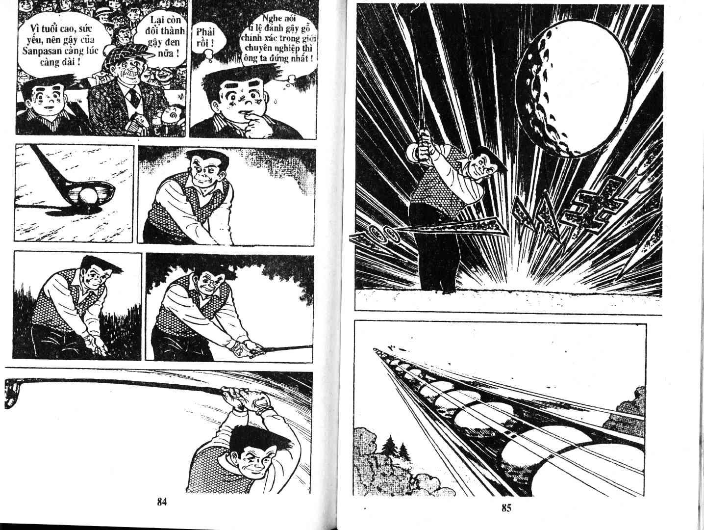 Ashita Tenki ni Naare chapter 50 trang 41