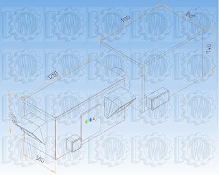Фильтр поглотитель Аэролайф-гидро КФЗ-450НКС