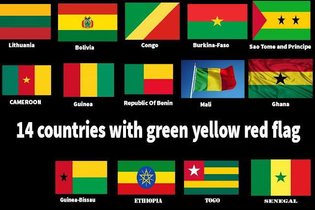 14-países-con-bandera-verde-amarilla-y-roja