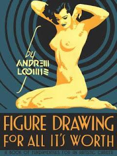 Figure Drawing : Andrew Loomis Download Free Art Book