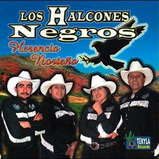 Los Halcones Negros herencia norteña