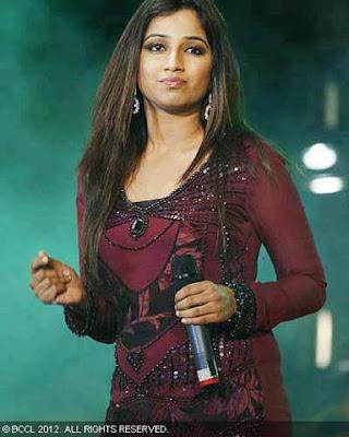 shreya ghoshal singer image