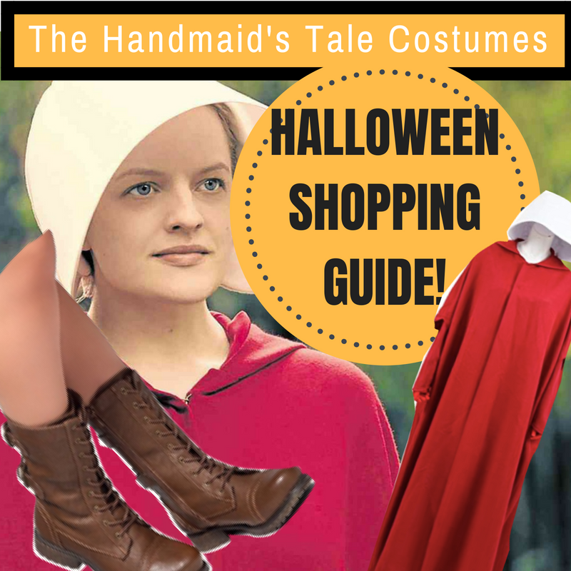 If Youu0027re A Fan Of The Handmaidu0027s Tale, Then Dressing Up As Offred (or Any  Of The Other Characters) For Halloween Or Cosplay In General Would Be An  Awesome ...