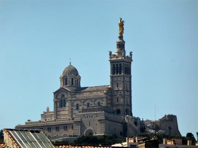 Marsella, Basílica de Notre-Dame de Garde