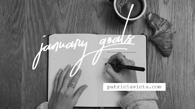 patricia's 2017 goals
