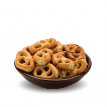 Protein Pretzel Snacks, 7 Servings
