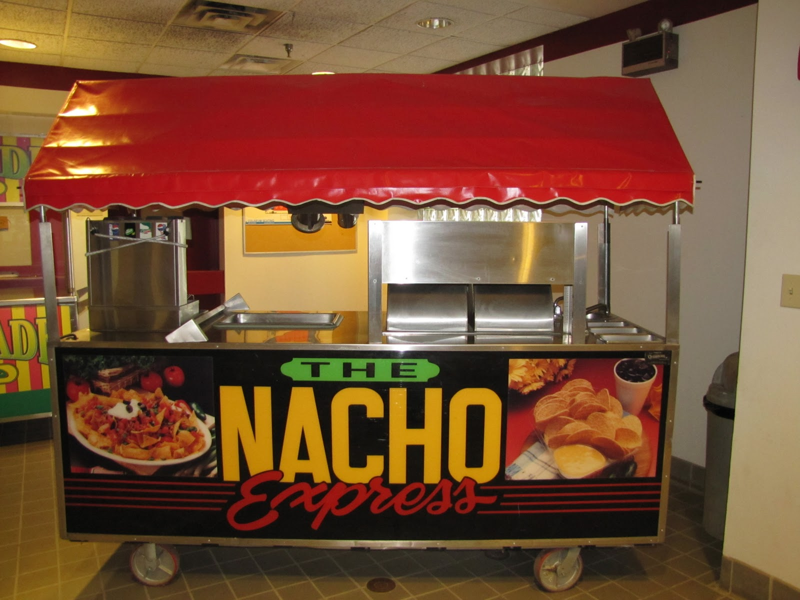 Concessions By Cox Carts For Sale Nacho Cart