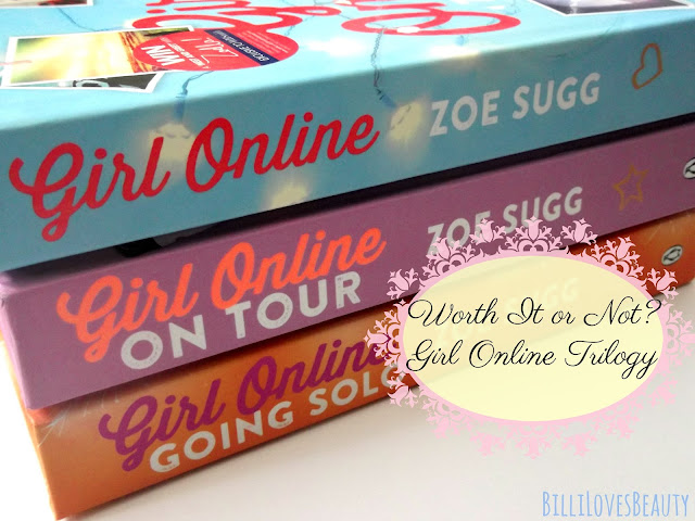 worth it or not? girl online trilogy