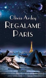 """Regálame París"" de Olivia Ardey"