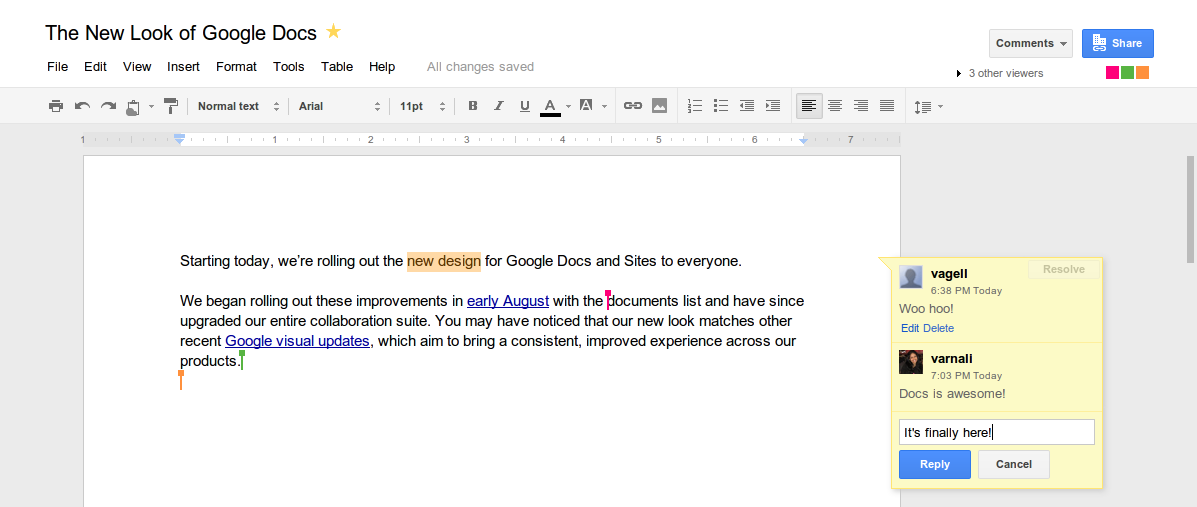 how to make smaller margins in google docs