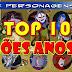 Top 10 - Maiores Vilões dos Desenhos dos Anos 80