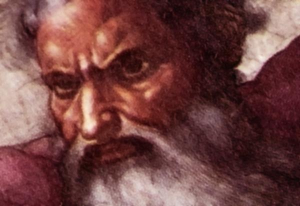 Come si riconcilia la misericordia con l'ira di Dio? #rispostalvolo