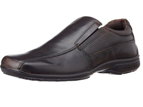 Redtape Men's Leather Formals and Laceup Flats worth Rs.2995 for Rs.1198 Only (Limited Period Deal)