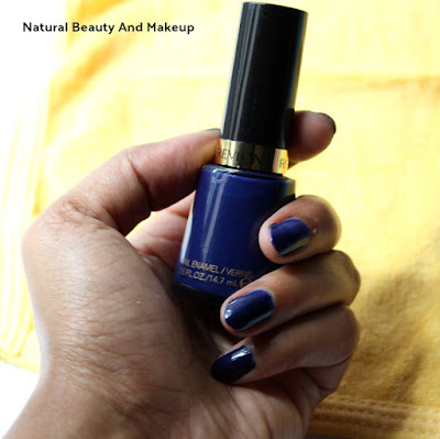Revlon Blue 490 URBAN Nail Polish