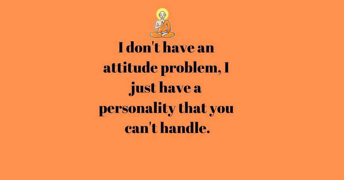 Attitude Status For Instagram
