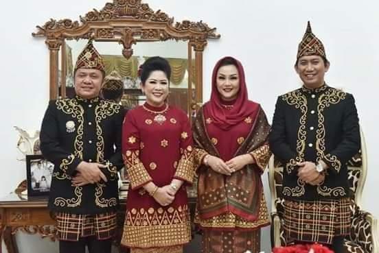 Gubernur Sumatera Selatan Hadiri Rapat Paripurna HUT OKU Selatan Ke 15