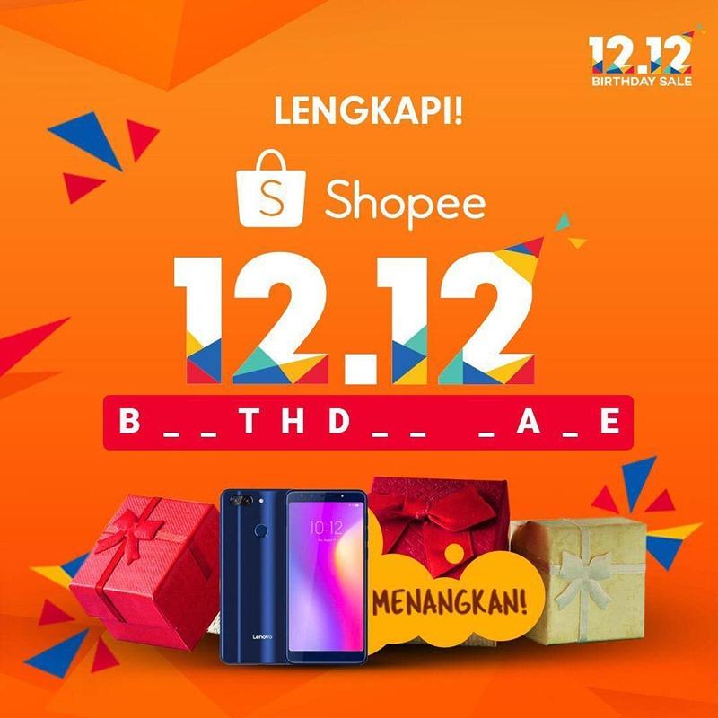12.12 Shopee - IGSHOPEE