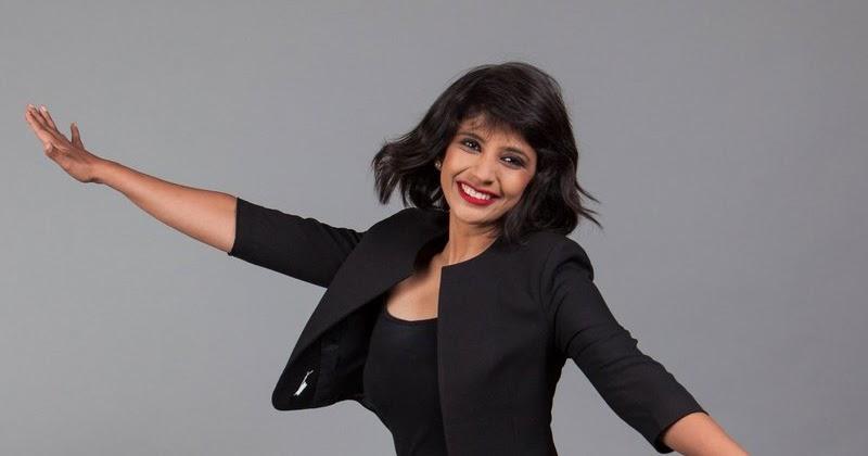 Photoshoot of Zee News Anchor Aditi Tyagi - BollyQuick