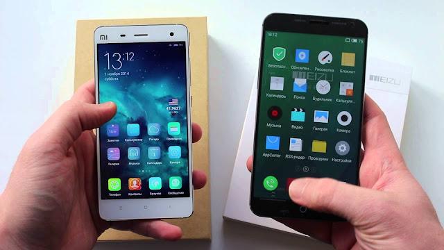 Xiaomi dan Meizu Sudah Masuk Amerika