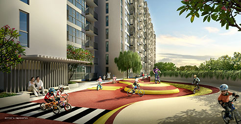 Westwood Residences - Kid's BMX Adventure