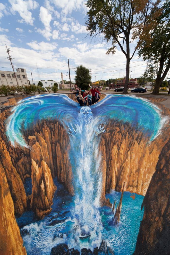 Awesome 3D Street Art Nice n Funny