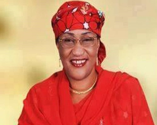 I am loyal to Buhari, – Alhassan (Minister of Women Affairs)