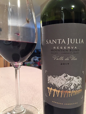 2017 Santa Julia Mountain Blend
