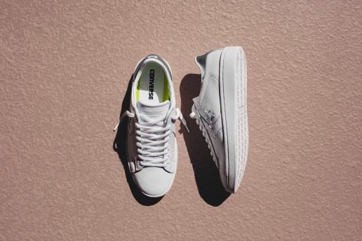 Converse Pro Leather LP Leather Ox Silver