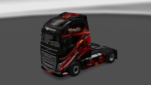 Thundercats Skin for Volvo 2012