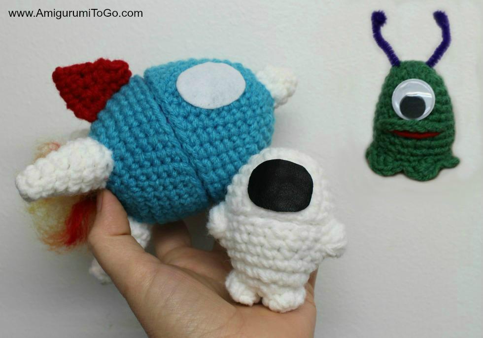 Amigurumi Egg Cozy : Alien Slug Easter Egg Cozy ~ Amigurumi To Go