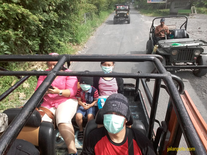 Jeep Merapi Adventure Yogyakarta
