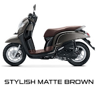 Model dan Warna All New Honda Scoopy Pontianak | kaharsan