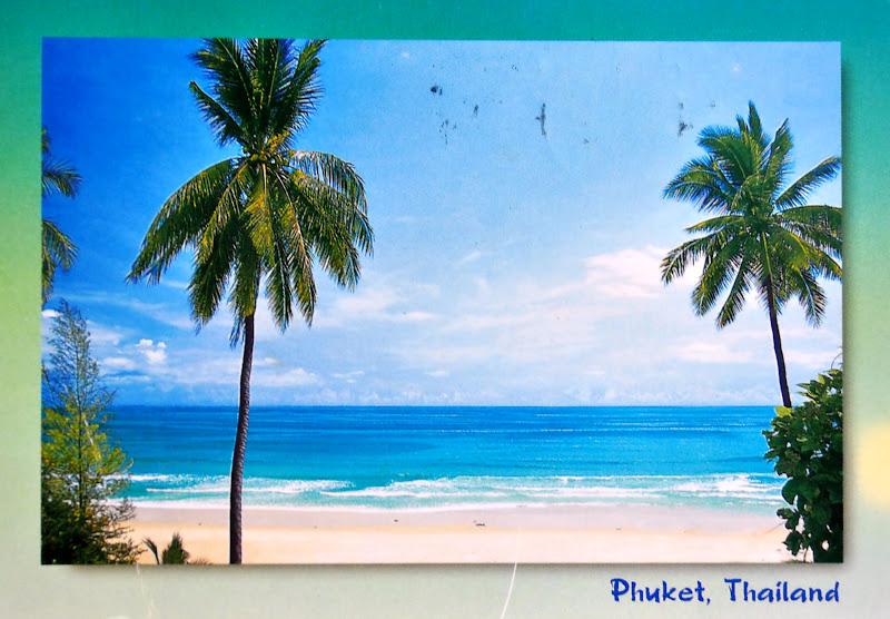 wyspa w tajlandii phuket