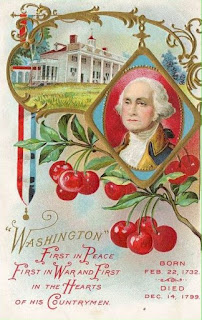 history usa washington president