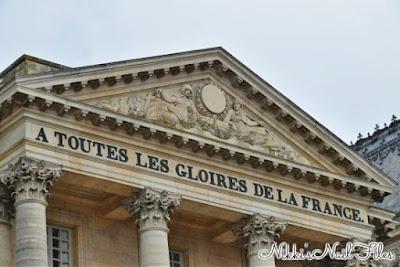 Chateau Versailles, Versailles, A Tout Les Glories de la France