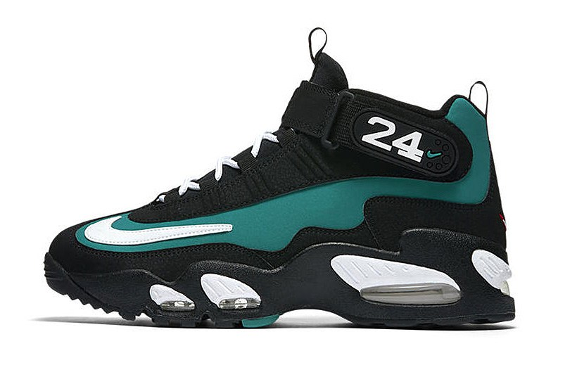 """wholesale dealer 82487 e02d0 Nike is officially bringing back the Air Griffey Max 1. In its first  re-release, the shoe will take on a """"Freshwater"""" colorway that pays homage  to Ken ..."""