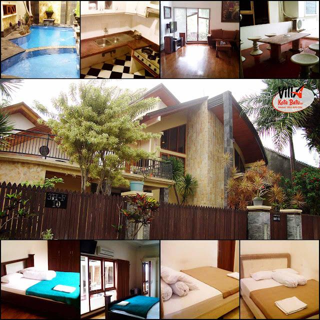 Villa Parikesit Batu Malang