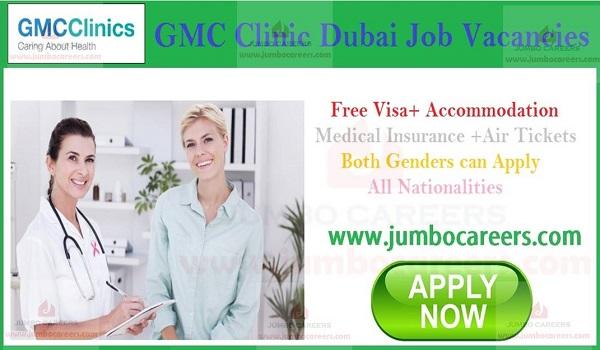 Show the details of nursing jobs Dubai, Nurse jobs in Gulf countries,