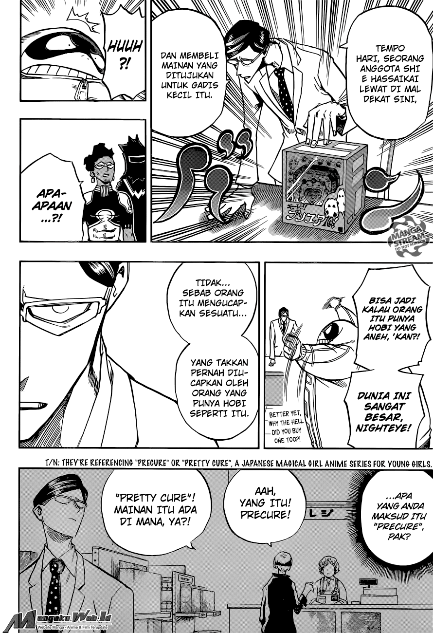 Boku no Hero Academia Chapter 137-15